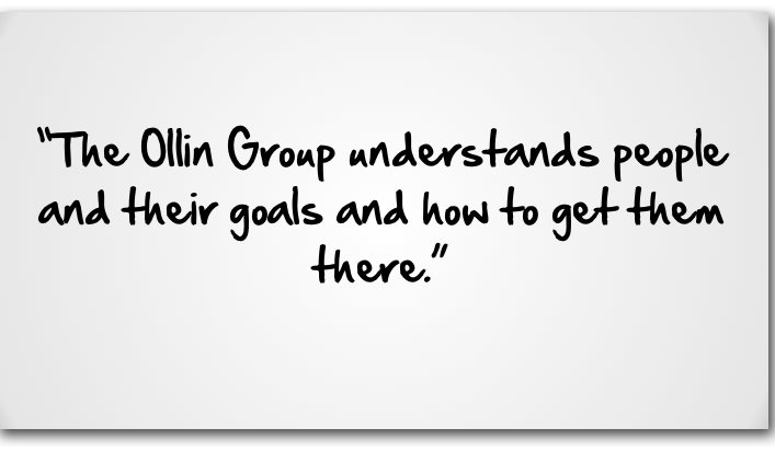 The Ollin Group testimonials and reviews